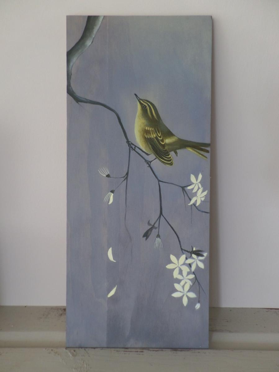 Painting On Wood Nicole Hague Andrews